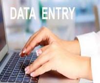 مطلوب مدخل / ـة بيانات لموقع إلكتروني