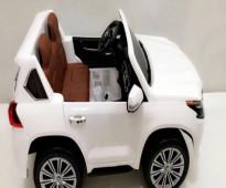 سيارة أطفال لكزس الفاخرة LX 570