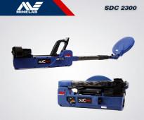 سي 2300 – SDC 2300   جهاز SDC 2300 هو كاشف ذهب متوسط المدى فائق الأداء،  بافضل سعر