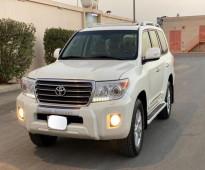 تويوتا لاندكروزر 2013 GXR سعودي