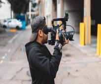 مطلوب مصور فيديو محترف للعمل عن بعد