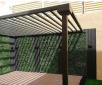 تركيب برجولات , برجولات خشبية 0500890558 برجولات حدائق بالرياض 0557823301