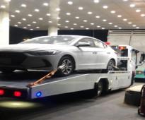 سطحة لنقل السيارات داخل وخارج الرياض