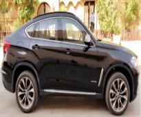 BMW X6 فل كامل خليجي نظيف جدا. 2016