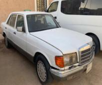 مرسيدس - SEL 280 الموديل: 1984