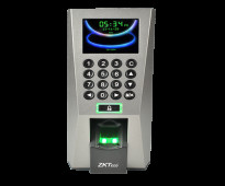 قفل الكتروني للابواب Zkteco - اكسس كنترول يعمل بالبصمه -كارت - الرقم السري