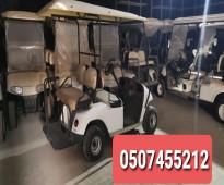 GOLFCARTS FOR RENT OR SALE  عربات قولف للاجار