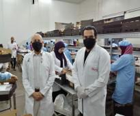 مشروع تصدير قائم للمشاركه بالتمويل بالقاهره