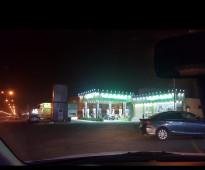 للبيع محطة بنزين فى مكة المكرمة