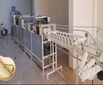 خط إنتاج خبز االاواش