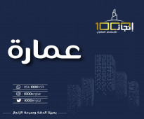 ((762)) للبيع عمارة محلات و شقق طريق ابو بكر 650 م