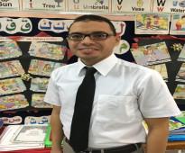 مدرس مصري خبرة في المتابعة والتأسيس