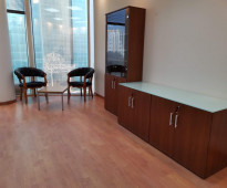 Fully furnished offices for rent - Olaya