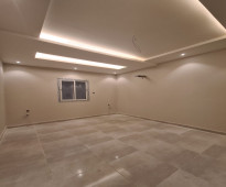 شقه 6 غرف حي الروضه افراغ فوري