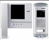 جهاز انتركم COMMAX للفل والشركات والمنازل