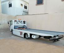 شاحنات ومعدات ثقيلة - سطحه -الحالة:  مستعملة