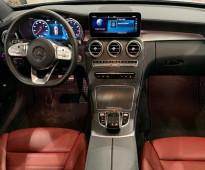 مرسيدس C300 AMG - الموديل: 2019