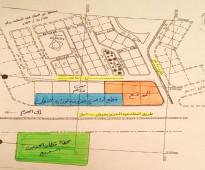 ارض للبيع بالمدينه المنوره المساحة ١١ ألف