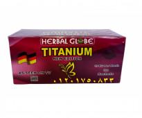 اعشاب تيتانيوم لسـد الشهية