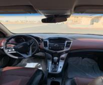 للبيع شيفروليه - كروز الموديل: 2012 حالة السيارة: مستعملة