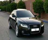 للبيع اودي 4 سلندر 2011 A5 بحالة ممتازة