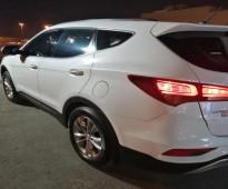 للبيع هونداي - سنتافي الموديل: 2016 حالة السيارة: مستعملة