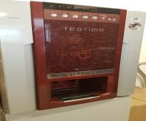 ماكينة قهوة ذاتية نوع Tea Time