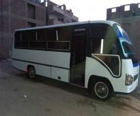 ميتسوبيشي 28 راكب 2020 للايجار