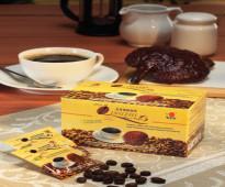 قهوة لينجزي السوداء بالرياض DXN Lingzhi Black Coffee