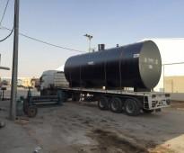 خزانات محطات الوقود المعتمدة