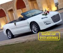 ايجار سيارات كابورلية للزفاف