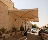 مظلات سيارات الاختيار الاول - سواتر ومظلات الرياض - برجولات الحدائق -  - انواع المظلات المنازل تركيب السواتر