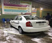 للبيع هونداي - اكسنت الموديل: 2011 حالة السيارة: مستعملة