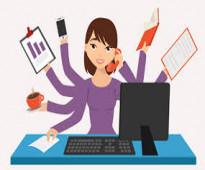 مطلوب سكرتارية تنفيذية ( موظف او موظفة )