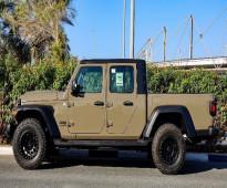 2020 Jeep Gladiator Sport 4X4 3.6L V6 GCC0km