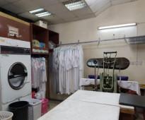 محل مغاسل للتقبيل بكامل معداته