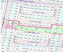 للبيع ارض بمخطط 1ع حي النجمه شارع 25 جنوبي