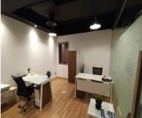 مكتب تجاري للإيجار في شارع الامير محمد بن عبدالعزيز ، حي الروضة ، جدة