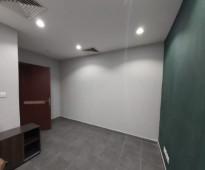 مكتب مساحة 77م في النعيم