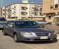 للبيع سيارة هونداي - سوناتا الموديل: 2005