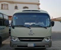 حافلة هيونداي مكيفة - للبيع في حالة جيدة