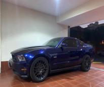 للبيع - موستنق GT 2012 لوحات اماراتيه