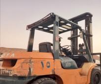 للبيع - رافعة تويوتا 3 طن 2001