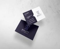 تصميم بطاقة أعمال، بيزنس كارد، كرت شخصى، id