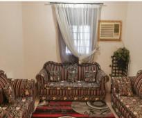 شقة 4 غرف وصالة للعوائل