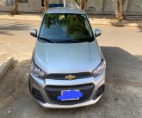 السيارة: شيفروليه سبارك الموديل: 2018 - للبيع