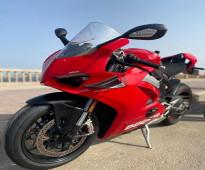 دباب دوكاتي Ducati Panigale V4 2018 - للبيع
