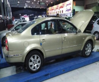 للبيع فولكس واجن - باسات - موديل:  2003