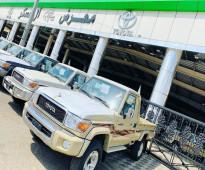 تويوتا شاص سعودي رفرف 2021 - للبيع