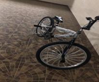 دراجه مقاس 24 كبيرة - للبيع